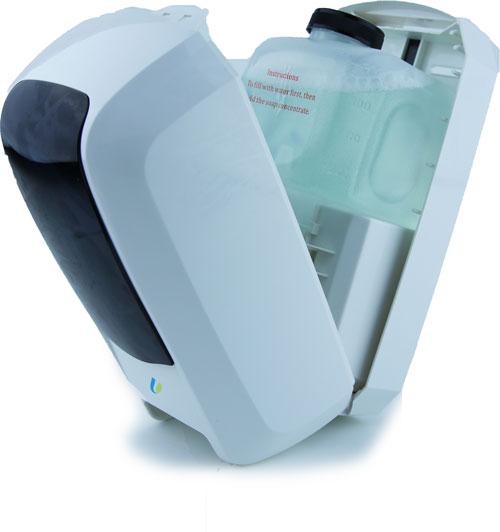 smart soap dispenser